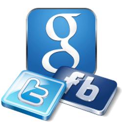 protectia datelor facebook twitter google