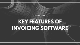 Key Features of Invoicing Software