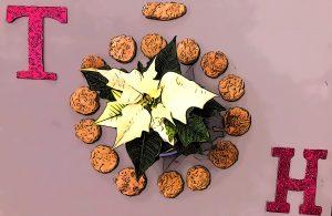 Cookies de Plátano y Tomillo