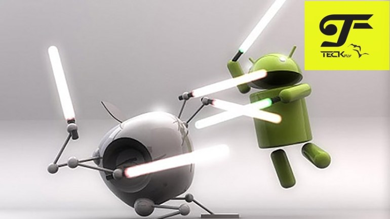 Why android is better than iphone!