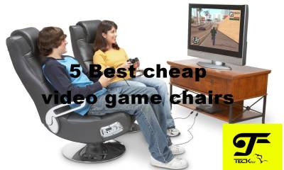 5 Best cheap video game chairs