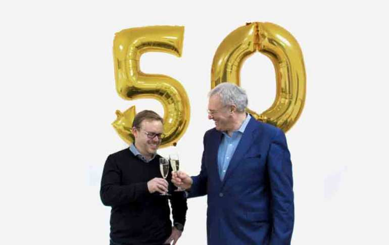50 years in industry: Precision Printing