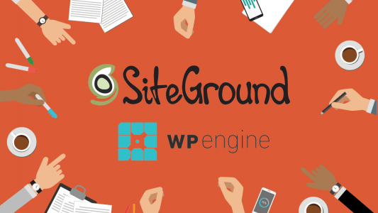 Siteground vs WpEngine: FaceOff