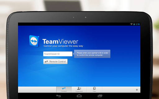 TeamViewer - TeckFront1