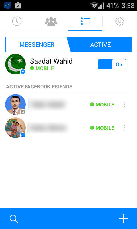 Download Facebook Messenger v14 0 0 16 14 apk right now