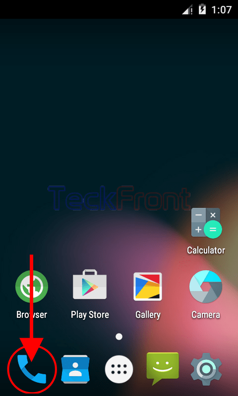 Lollipop Change Place of Contact on SpeedDial 1