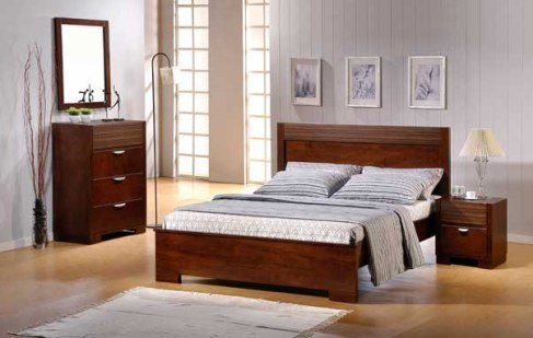 Contemporary Bedroom TS10600