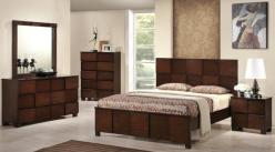 Contemporary Bedroom TSM 042
