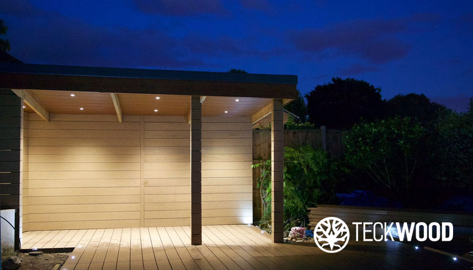 decking lights types to make your