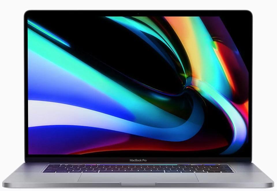 Nuevo MacBook Pro 16 pulgadas