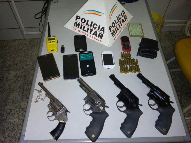 Foto: Divulgação Policia Mílitar