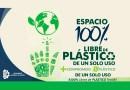 Espacio Libre de Plástico de un solo uso.