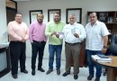 Recibimos la visita del Alcalde del Municipio de Nadadores, Coahuila