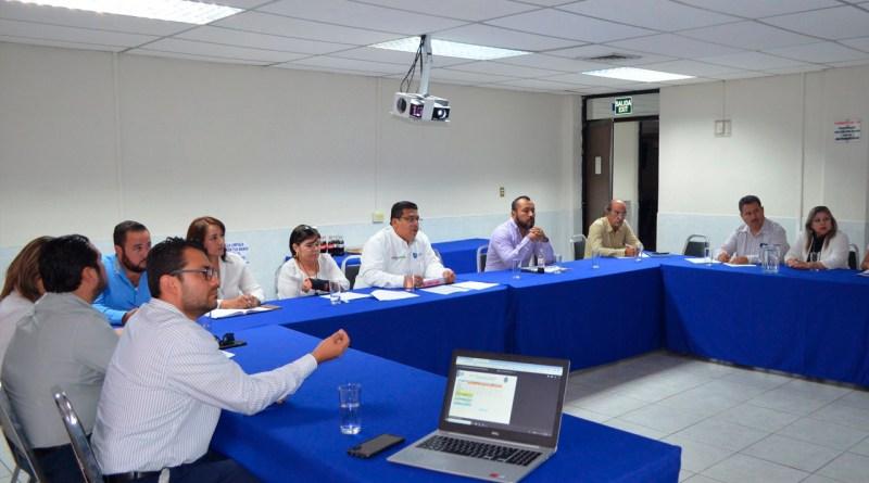 Segunda Sesión Ordinaria del Comité de Control y Desempeño Institucional con fundamento en el Manual Administrativo de Aplicación Estatal