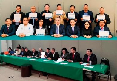 """Firma de Convenios de Colaboración con *Pearson- ETC IBEROAMÉRICA """"Educational Technology Consulting""""*"""