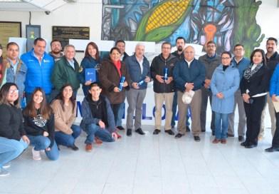 Visita de personal directivo de las empresas MICARE y MIMOSA