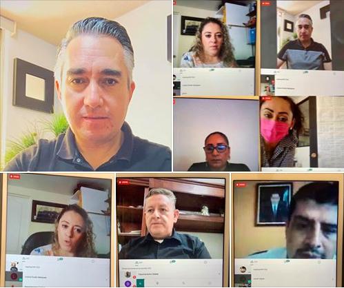 2a Reunión Virtual del Sistema de Gestión Integral