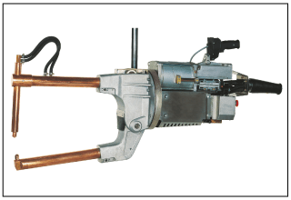 TECNA Heavy-Duty Portable Spot Welding Guns