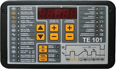 TECNA TE101 Controls   TECNADirect.com