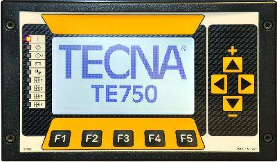 TECNA TE750 Controls | TECNADirect.com