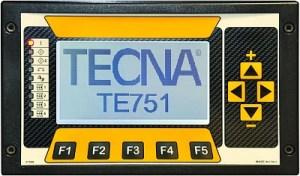 TECNA TE751 Controls | TECNADirect.com