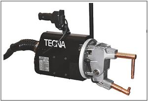 TECNA MFDC Portable Spot Welding Guns | 50 kVA