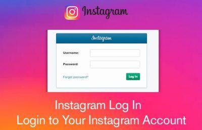 Instagram Log In - Login to Your Instagram Account