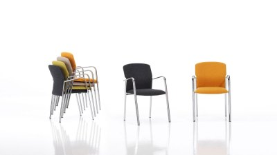 IN-SILLA-NOA  - Mobiliario de Oficina