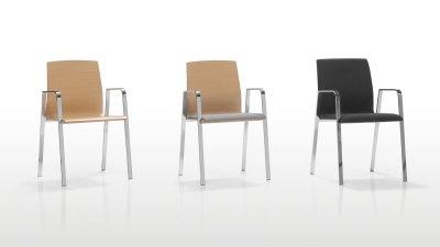 IN.SILLA-GINGER-1  - Mobiliario de Oficina