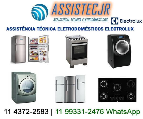 assistência técnica eletrodomésticos Electrolux