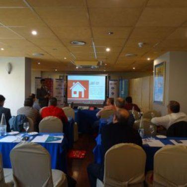 Presentación VisualMaster en Málaga