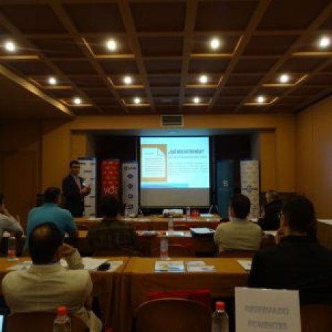 Presentación VisualMaster en Marbella