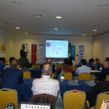 Presentación VisualMaster en Sevilla 2