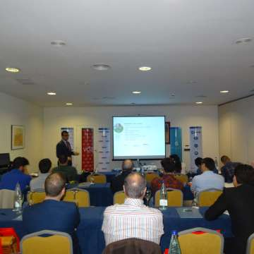Presentación VisualMaster en Sevilla
