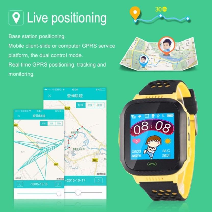 smartwatch con antenas gps