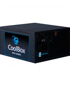Fuente Coolbox DeepGaming BR-650 650W 80+ Bronze
