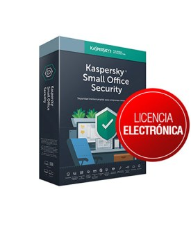 Kaspersky Small Office Security ESD | tecno3000.com - Sarintel Informática
