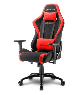 Silla Gaming Sharkoon Skiller SGS2 Negra/Roja