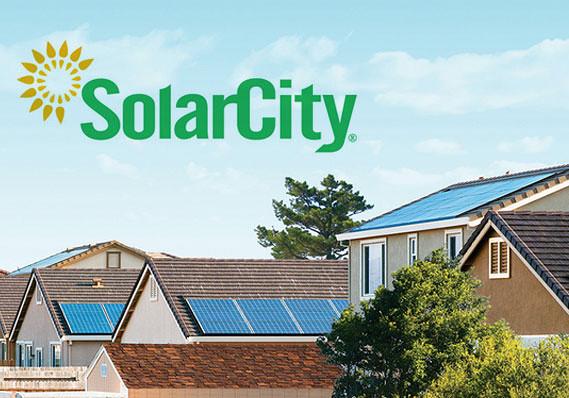 Tesla Motors y SolarCity
