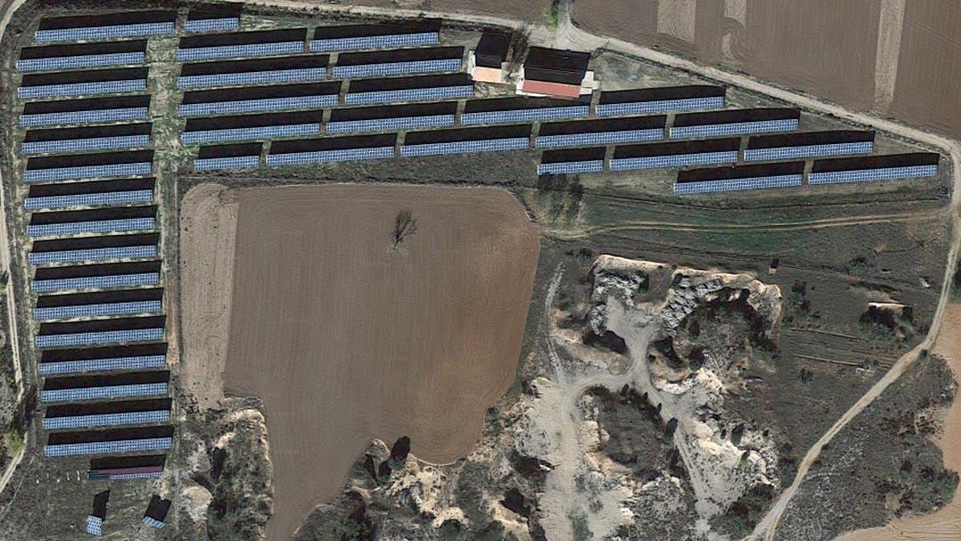 Parque fotovoltaico «Sayatón» 1MW