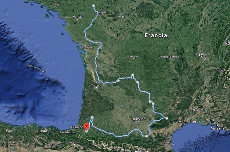 Recuerdos de un «tour de Francia» fotovoltaico