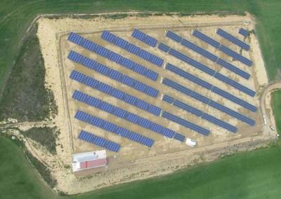 Parque fotovoltaico «La Serna» 250kWp