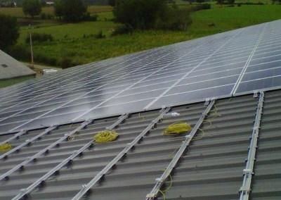 Fotovoltaica en «Besset» 162,15kWp