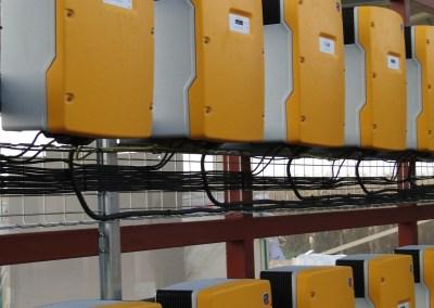 Fotovoltaica en «Gouts» 249,85kWp