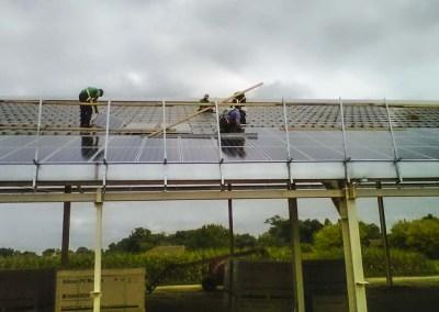 Fotovoltaica en «La Salvetat-Peyralès» 212,52kWp