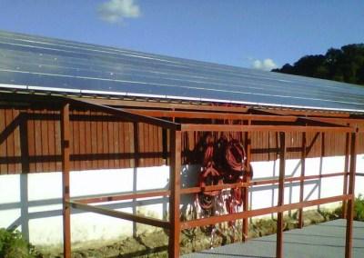 Fotovoltaica en «Vallereuil» 162,15kWp