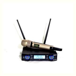 Radiomicrofono a doppio canale