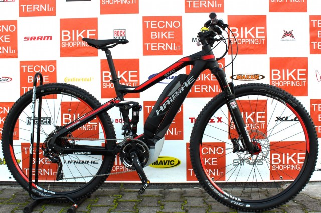 Haibike Sduro FullNine RX Tecno Bike Terni