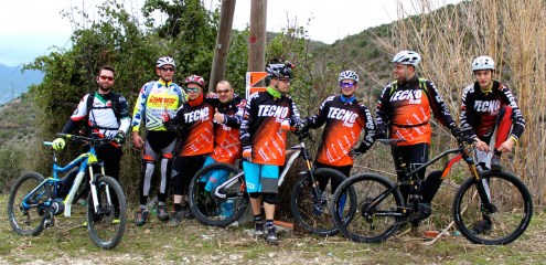 e-Bike MTB Moto Trip 2015