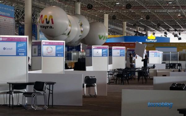 250 startups se apresentarão na Campus Party a partir de terça-feira (28)